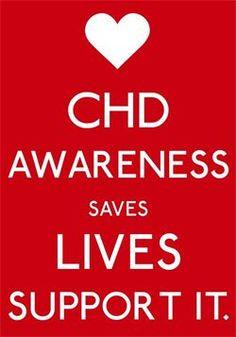 The Children's Heart Charity - CHD AWARENESS