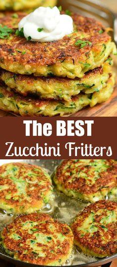 Zuchinni Recipes, Vegetable Recipes, Vegetarian Recipes, Cooking Recipes, Healthy Recipes, Parmesan Recipes, Large Zucchini Recipes, Appetizer Recipes, Dinner Recipes