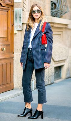 See how to style long blazers, and then, of course, shop our favorite versions of the staple.