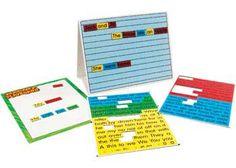 Magnetic Sentence Builder Set