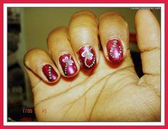 nail designs for short nails | nail polish designs for really short nails design