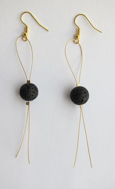 Icelandic lava earrings $14.00 I want a pair of these! Awesome!