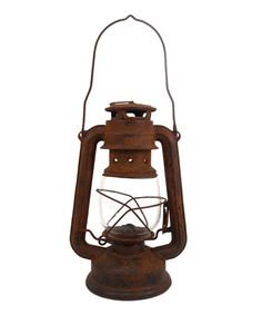 Another great find on #zulily! Rustic Oil Lantern #zulilyfinds