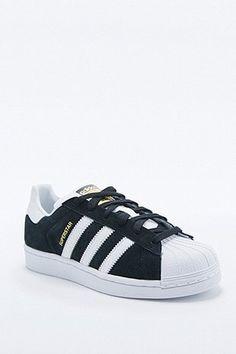 """adidas – Sneaker """"Superstar"""" in Schwarz und Weiß"""