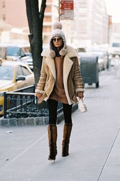 Unexpected ways to rock your favorite layer: leggings