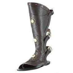 Roman War-God Sandals