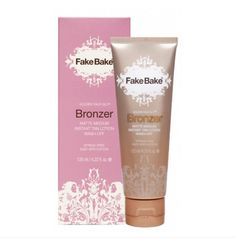 When there's no time to #tan, Fake Bake Australia's Bronzer Instant Tan Lotion gives you a radiant glow straight away!