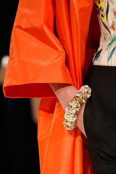 Christian Dior Spring 2013 Couture Collection detail