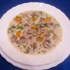 My Recipes, Cooking Recipes, Favorite Recipes, Hungarian Recipes, Culinary Arts, Soups And Stews, Food Porn, Food And Drink, Vegetarian
