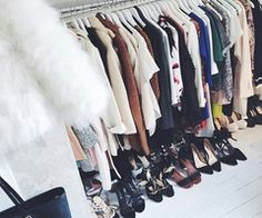 #fashon #wardrobe