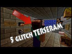 5 GLITCH TERSERAM MINECRAFT - YouTube Monster School, Glitch, Minecraft, Broadway Shows, Youtube, Hacks, Youtubers, Youtube Movies