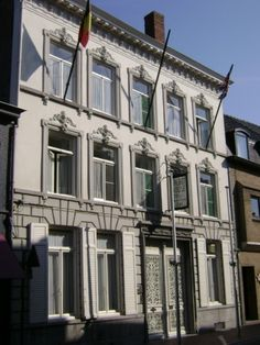Talbot House at Poperinge. Thousands of British soldiers passed through Talbot House during the three years it was open from the end of 1915. It was a place where rank was left at the front door. There was always an urn of tea on the go.
