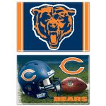 Chicago Bears 2-Pack Magnets by Wincraft $5.95