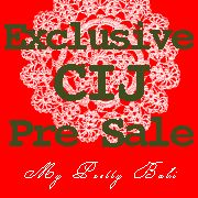 To know more details about my CIJ Pre Sale, visit: http://myprettybabi.blogspot.com/