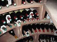 choses bues: Une cave à vin enterrée dans la maison : Hélicave retour d'expérience !