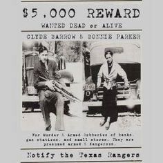 Clyde Champion Barrow and his companion, Bonnie Parker, were shot to death by officers in an ambush near Sailes, Bienville Parish, Louisiana on May 1934 Bonnie And Clyde Shirts, Bonnie Clyde, Bonnie And Clyde Quotes, Bonnie Parker, Mafia, Famous Outlaws, The Babadook, Couple, Mug Shots