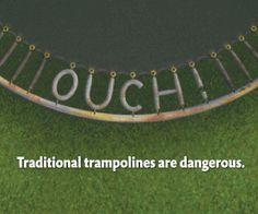 The World's Safest Trampoline