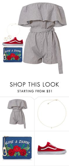 """School Yard"" by hernamewaslily ❤ liked on Polyvore featuring Loren Stewart, Topshop and Simons"