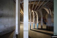 XTU_La Cité du Vin // Le Courrier de l'architecte @JPHH Furniture, Home Decor, Pavilion, Decoration Home, Room Decor, Home Furnishings, Home Interior Design, Home Decoration, Interior Design