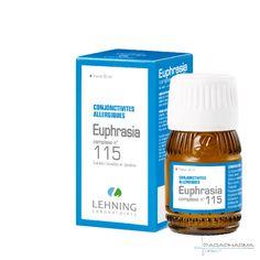 Médicament homéopathique traditionnellement utilisé dans le traitement adjuvant des conjonctivites allergiques.