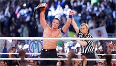 WWE News: Here's Why John Cena Lost The WWE Title After Only Two Weeks