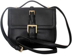Love this: Lucille Leather Crossbody Bag @Lyst