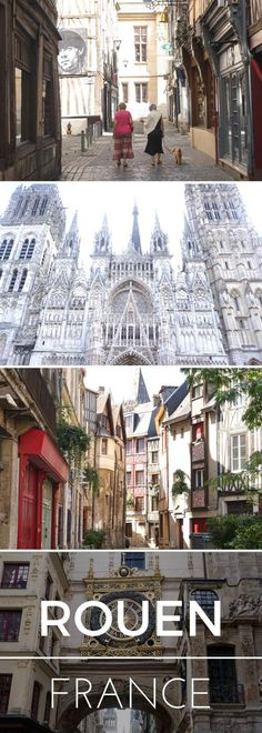A Quick Guide to Rouen, Normandy & A Glimpse of Medieval France Normandy France, Provence France, Paris France, Best Vacation Destinations, Best Vacations, Paris Travel, France Travel, Europe Travel Tips, Places To Travel