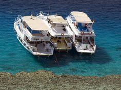 Diving Boats, Sharm el Sheikh