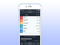 Saver iOS App