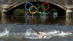 The women's Marathon 10km Swimming | London 2012