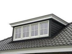 Afbeeldingsresultaat voor dakkapel met planken zijkant