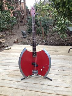 Adventure Time Marceline's Axe Bass Working Playable by Avelgaard