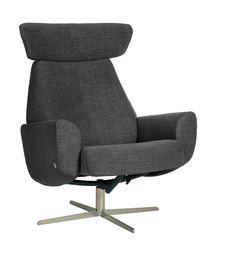 Hvilestol, recliner og suppleringsstolDin StordalStol 18 Stoff Mine