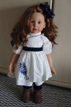 Max Zapf Künstler Puppe  Vintage Doll 47 cm  in Spielzeug, Puppen & Zubehör, Künstler-/ Handgemachte Puppen | eBay!