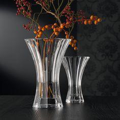 Nachtmann Saphir vase
