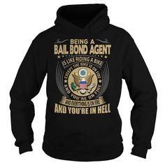 Bail bond agent Job Title T-Shirts, Hoodies (39.99$ ==► Order Here!)