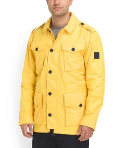 Waterproof Cargo Jacket