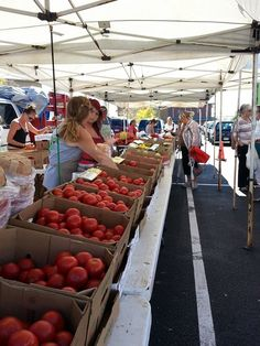 Saturday is market day at Calvary Temple Farmers' Market in Denver, Colorado 8am - 2pm http://www.farmersmarketonline.com/fm/CalvaryTempleFarmersMarket.html