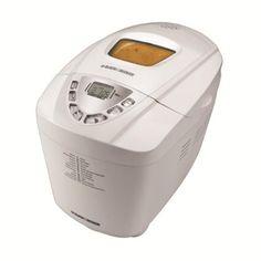 Amazon.com: Black and Decker B6000C Deluxe Bread Maker, 3-Pound: Bread Machines: Kitchen & Dining