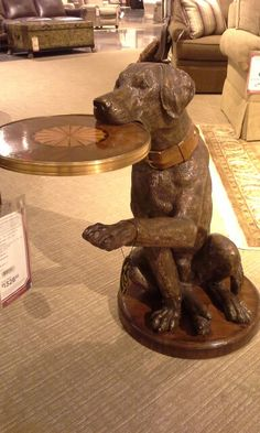 Bronze dog Maitland Smith, Home Furnishings, Bronze, Traditional, Dog, Design, Home Decor, Style, Diy Dog