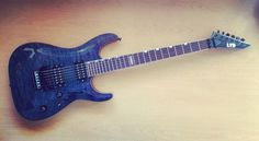 I bought this ESP LTD MH400 back in 2006 as my first 'real' guitar. It  hasn't failed me, but a few modifications/upgrades were in order. I started  by replacing the stock EMGs 81/85 for a pair of custom Häussel pickups my  good friend Ntukas over at NS Guitars Workshop recommended. Huge difference  in sound quality and feel of course, at least for my musical taste, which  ranges from sweet rock to modern thrash/death metal.  Recently, I had to throw in a Floyd Rose Tremolo made by Gotoh…