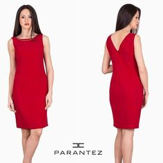 Kırmızının göz alıcı rengi detaylarla buluşuyor... #parantezgiyim  #kombin #parantezkadini #yenisezon #bayangiyim #onlineshop #indirim #alisveris #moda #fashion #bukombin #moda2017 parantezgiyim.com.tr