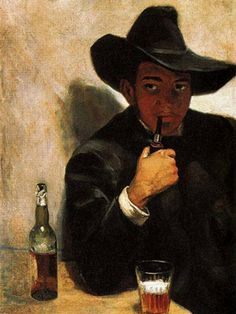 Diego Rivera - « Autoportrait » (1907)