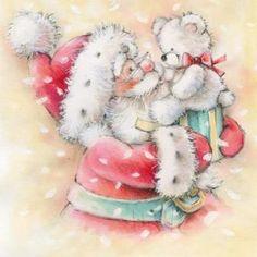 A Loving Santa ♥