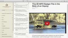 Reeder 2 for Mac Now Available in Public Beta ...Reeder has long been our favorite RSS reader on the Mac, but it was pulled from the Mac App Store following the Google Reader shutdown. Today, you get check out the new version of the app for free while it's in beta.