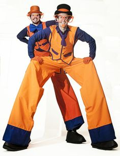 Cut The Edge - Various Stilt Walkers Tall Man, Tall Guys, Big & Tall, Belly Dancer Costumes, Belly Dancers, Stilt Costume, Circus Costume, Fortune Teller, Walkabout