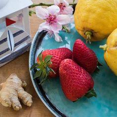 A nochef la primavera incalza! nochef nochefblog instafood lemon fragolehellip