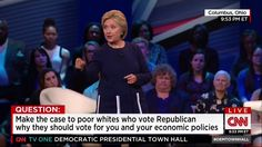 """Hillary Clinton: """"We Are Going To Put A Lot Of Coal Miners & Coal Compan... (Back peddling)."""