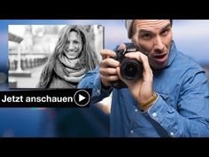 NATÜRLICHE PORTRAITS FOTOGRAFIEREN - TUTORIAL TIPPS UND TRICKS - YouTube