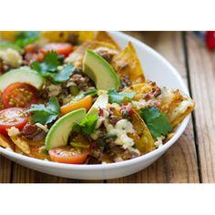 Chilaquiles eli meksikolainen nachovuoka